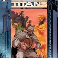 Teen Titans: Futures End #1 review