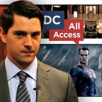 First look at Nicholas D'Agosto as Harvey Dent on set of 'Gotham' (video)