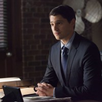 Nicholas D'Agosto would be surprised if he didn't turn into Two-Face on 'Gotham' (video)