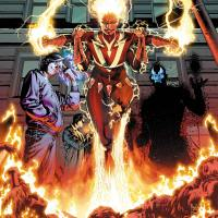 Earth 2: World's End #8 review