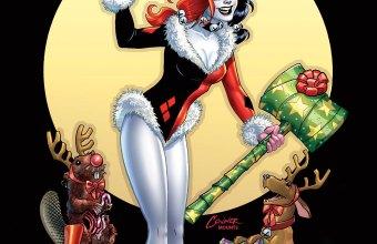 Harley Quinn Holiday