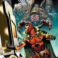 Earth 2: World's End #9 review