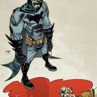 Arkham Manor #4 review