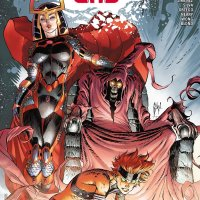 Earth 2: World's End #17 review