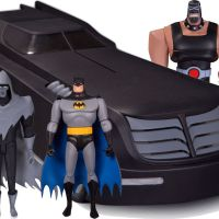 New DC Collectibles line includes 'Batman: The Animated Series' Batmobile and lots more