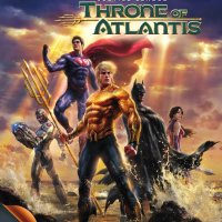 Justice League: Throne of Atlantis Blu-ray review