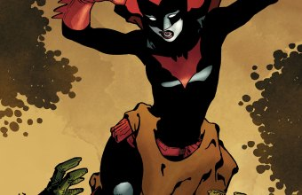 Batwoman Annual 2