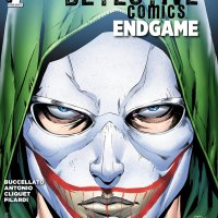 Detective Comics: Endgame #1 review