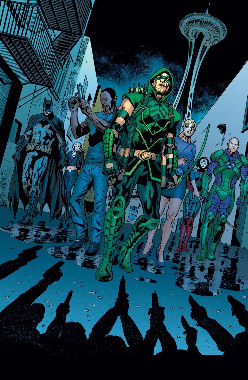 GreenArrowTV | News & Info About The CW TV Series Arrow
