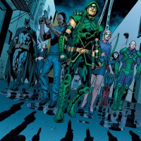 Green Arrow #40 review