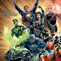 Justice League, Vol. 5: Forever Heroes review
