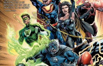 Justice League 5 GN