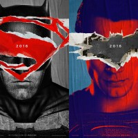 Zack Snyder shares Batman and Superman posters from Monday's IMAX trailer event