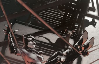 Convergence Catwoman 1
