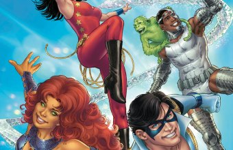 Convergence New Teen Titans 1