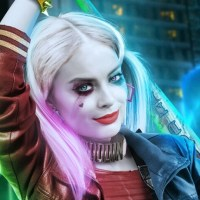 This Harley Quinn fanart should be an official 'Suicide Squad' poster