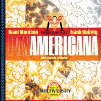 Multiversity: Pax Americana Director's Cut #1 review