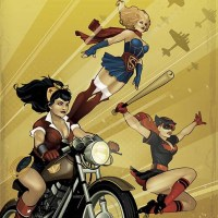 DC announces new Bombshells Comic and Collectibles