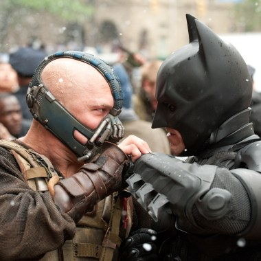 Christian Bale and Tom Hardy are fighting again, this time for an Oscar