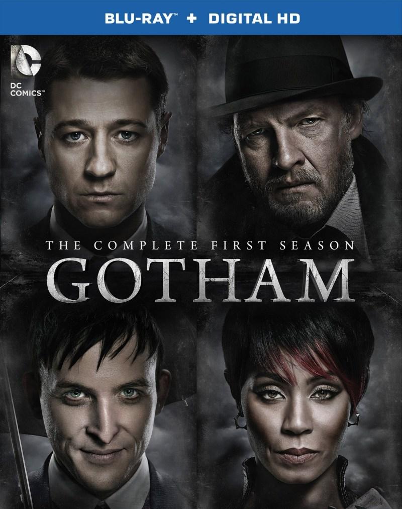 [DC UNIVERSE] - Titãs, Flash, Batwoman, Patrulha do Destino, etc... - Página 2 GothamBluRay