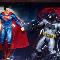 First look at 'Batman v Superman' action figures by Mattel, including Wonder Woman Barbie