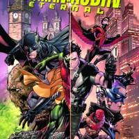 """Batman & Robin Eternal"" weekly series announced"