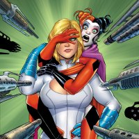 Harley Quinn and Power Girl #2 review