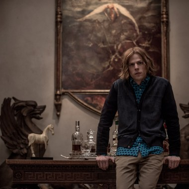 Lex Luthor gives Superman a pep talk in new 'Batman v Superman' clip