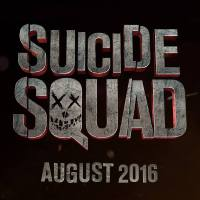 The new 'Suicide Squad' movie logo is a big departure from the comics