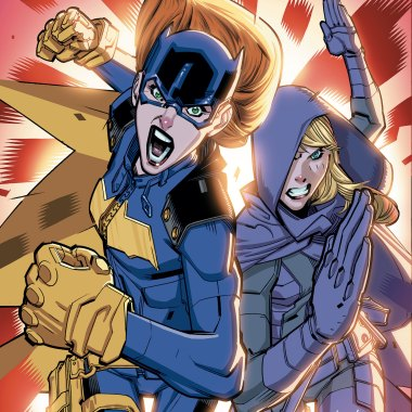 Batgirl #46 review