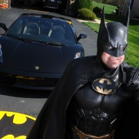 "Lenny B. Robinson, the ""Route 29 Batman"" who visited children's hospitals dies in highway accident"