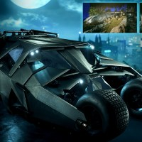 'The Dark Knight' Tumbler is coming to 'Batman: Arkham Knight' next month (video)
