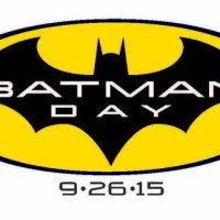 Batman Day is Saturday, September 26th