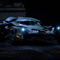New image of the 'Batman v Superman: Dawn of Justice' Batmobile released