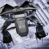 Hot Toys 1/12th scale The Bat Deluxe Collectible Set review