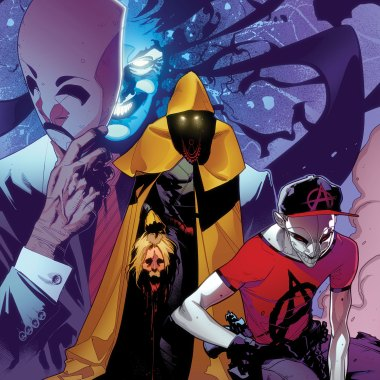Earth 2: Society #6 review