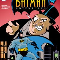 Back Issue Review: The Batman Adventures #1