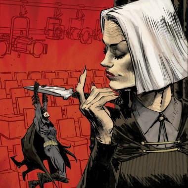 Batman and Robin Eternal #8 review