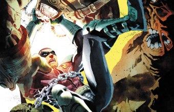 Batman Arkham Knight Robin 1