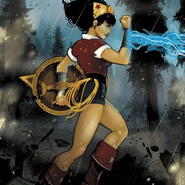 DC Comics Bombshells #5 review