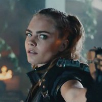 'Suicide Squad' star Cara Delevingne steals the show in Call of Duty: Black Ops III trailer