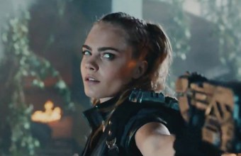 Cara Delevingne Call of Duty Black Ops 3