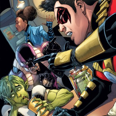 Teen Titans #14 review