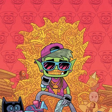 Teen Titans Go! Digital Issue #28 review