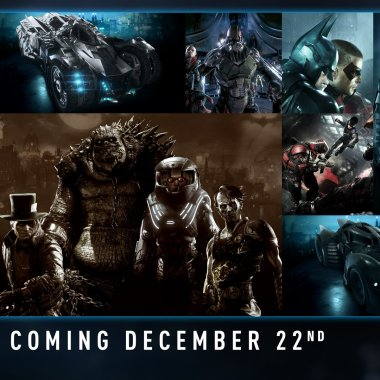 Mr. Freeze, Ra's al Ghul, and Killer Croc return in 'Batman: Arkham Knight' DLC trailer