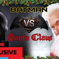 'Batman v Santa Claus' trailer spoofs 'Batman v Superman'