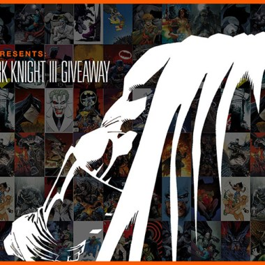 Howard Stern teams with DC Comics for the ultimate Dark Knight III giveaway