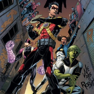 Teen Titans #15 review