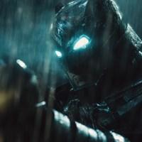 Superman throws Batman through the Batsignal in epic new clip