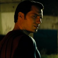 Superman threatens Batman in 'Batman v Superman' Conan clip